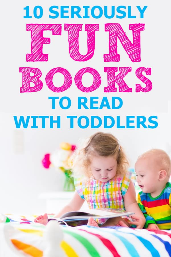fun books to read with little kids