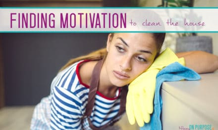 How to Get Motivated to Clean and Organize (strategies that work!)