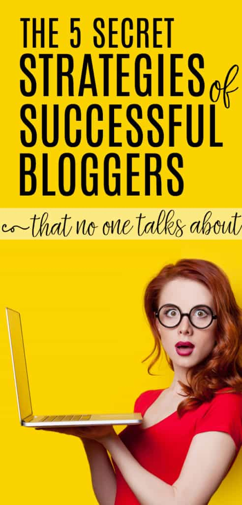 strategies for a successful blog