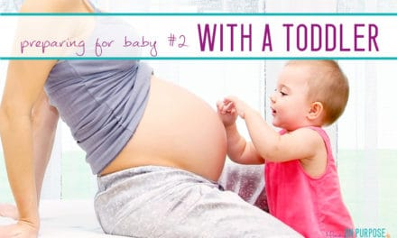 Preparing for Your Second Baby with a Toddler
