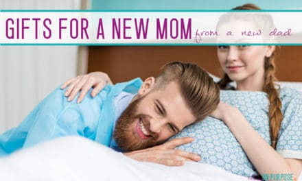 Perfect Gifts for a New Mom (from Her Husband)