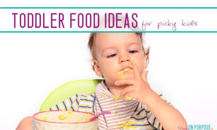 Toddler Food Ideas – What to Feed a Picky Eater (you ARE tired of making things they don't eat)