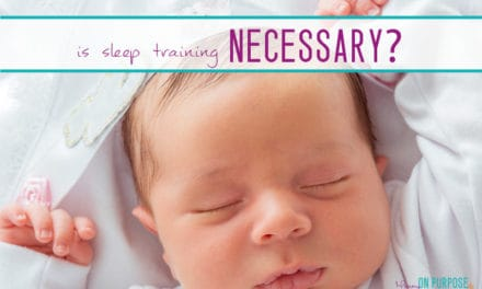 Will Baby Learn to Sleep Without Training?