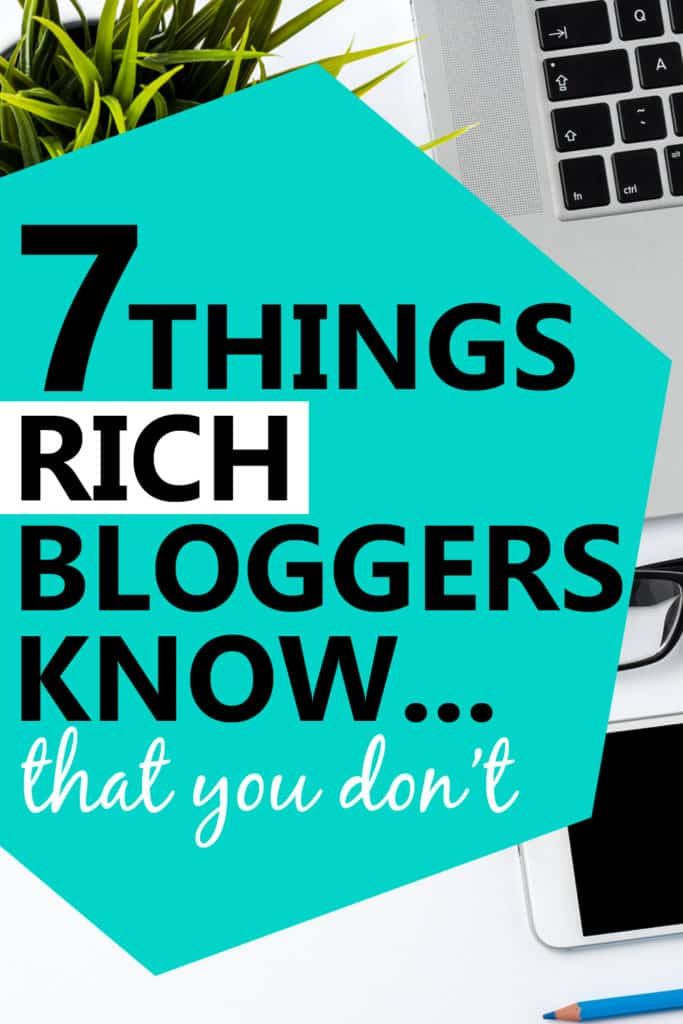 things new bloggers don't know