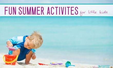 25+ Fun Summer Activities for Little Kids