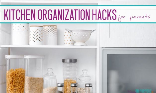 15 Easy and Unique Kitchen Organization Ideas