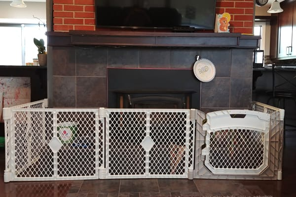 how to baby proof a fire place