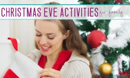 Christmas Eve Activities for Families