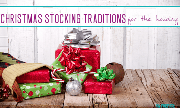 Christmas Stocking Tradition Ideas To Jumpstart Your Holiday Spirit