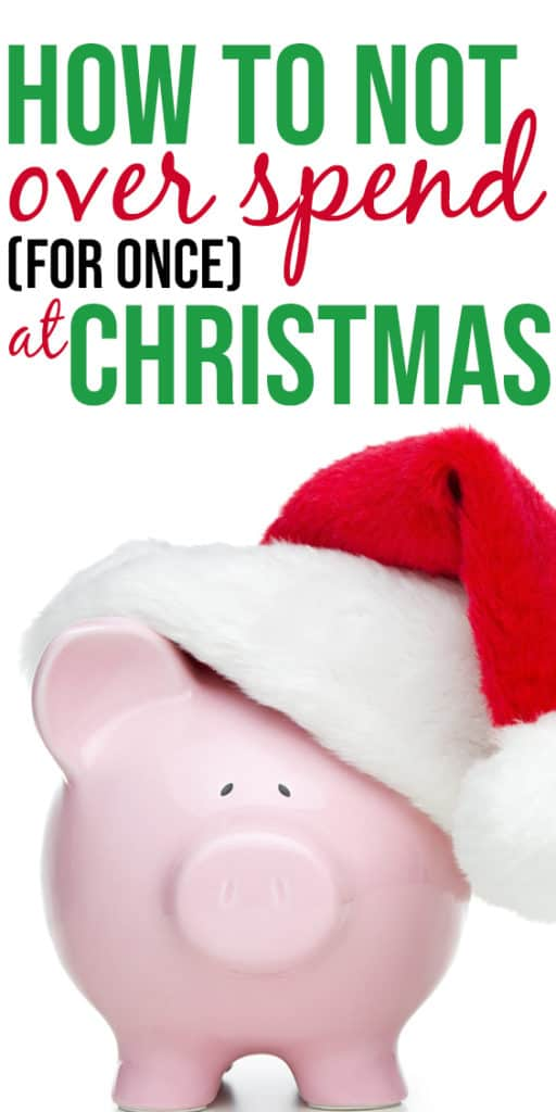 how to have an inexpensive christmas