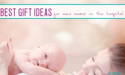 Best Gifts for New Moms in the Hospital