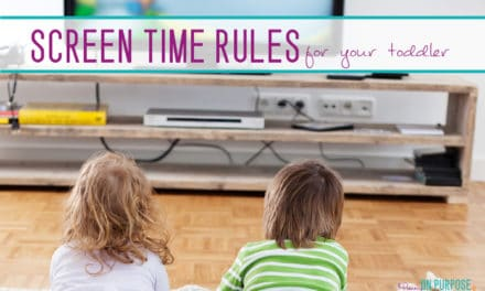 HECK YES, my kids watch TV (and no, I don't feel guilty about it)