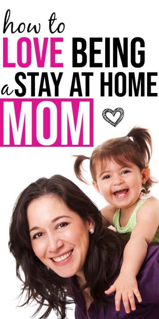 stay at home mom motivation