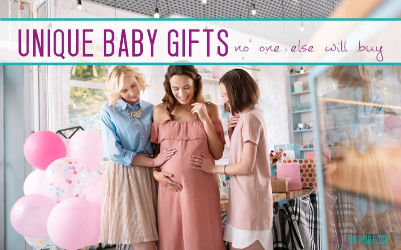 27 Best Unique Baby Shower Gifts (Mom Will LOVE These!)