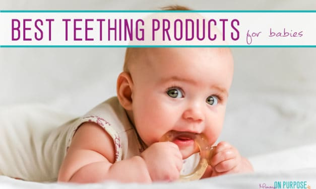 The Best Teething Products For Babies in 2019