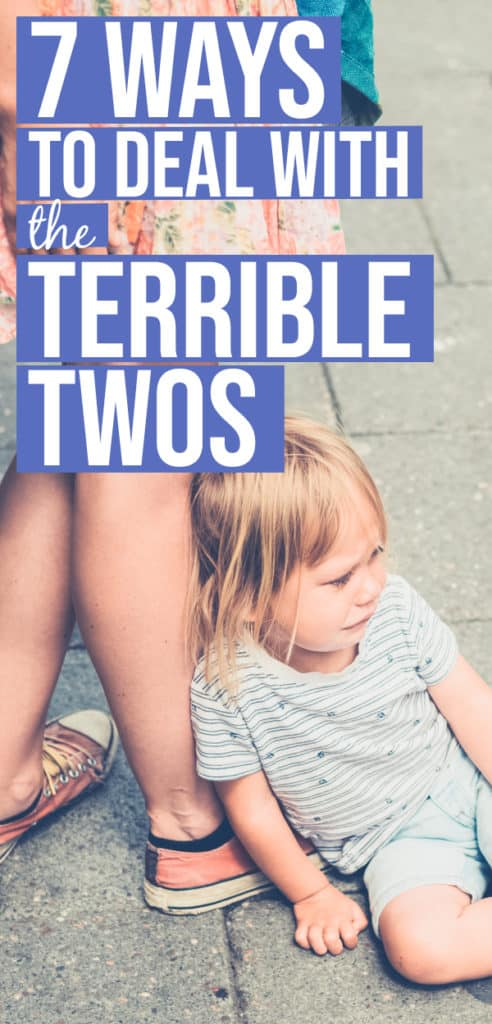handling the terrible twos