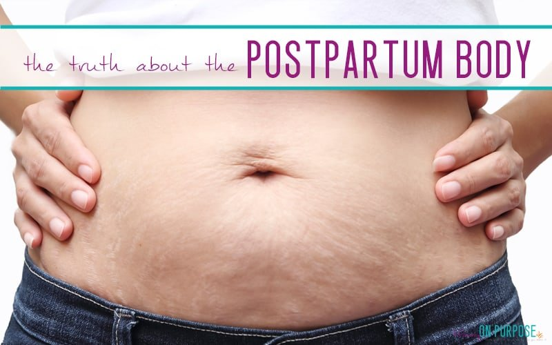 10 Things I Hate About My Postpartum Body
