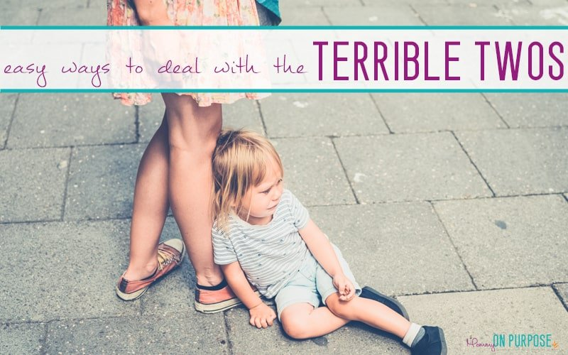 7 Ways to Handle The Terrible Twos (and make them less terrible)