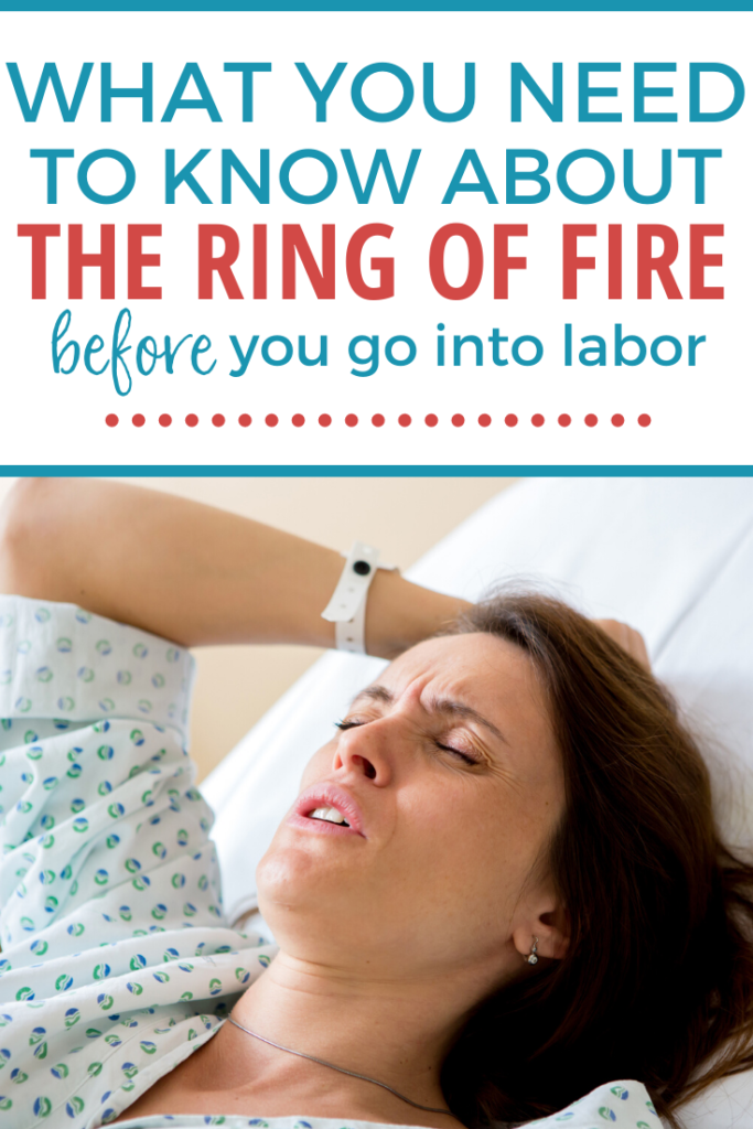 Pregnant? I bet you're worried about the ring of fire in childbirth - how painful is it, and is it the worst part of having a baby? Here's everything you need to know to get prepared before baby!