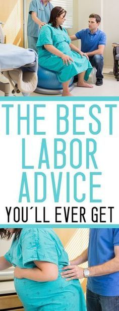 labor and delivery tips
