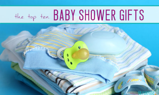 Top 10 Best Baby Shower Gifts