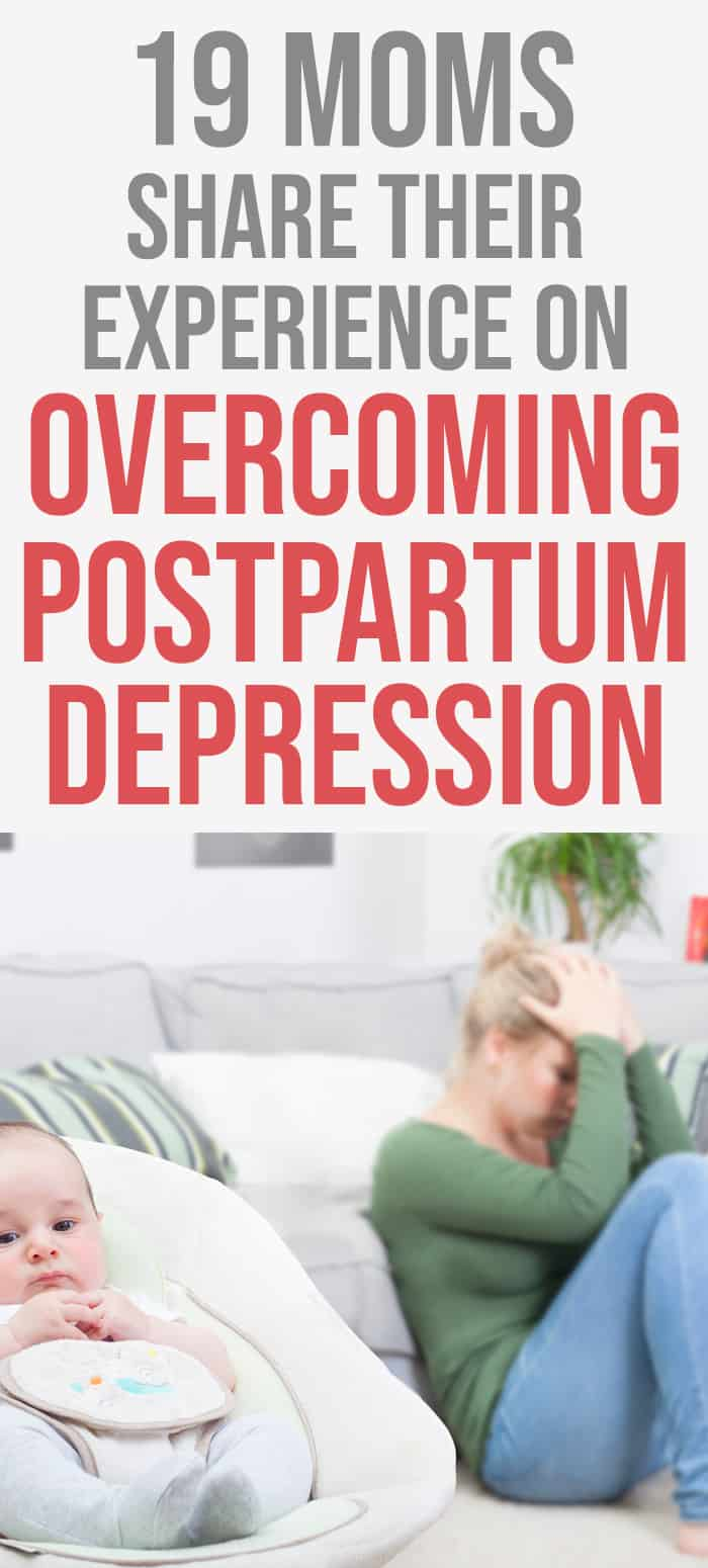overcome postpartum depression