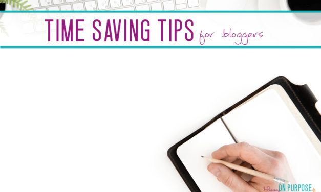 9 Genius Productivity (and Time-Saving) Hacks for Bloggers