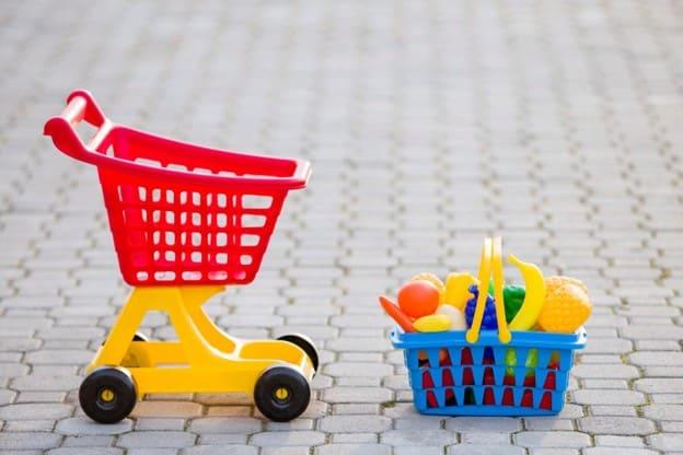 inexpensive toy storage ideas