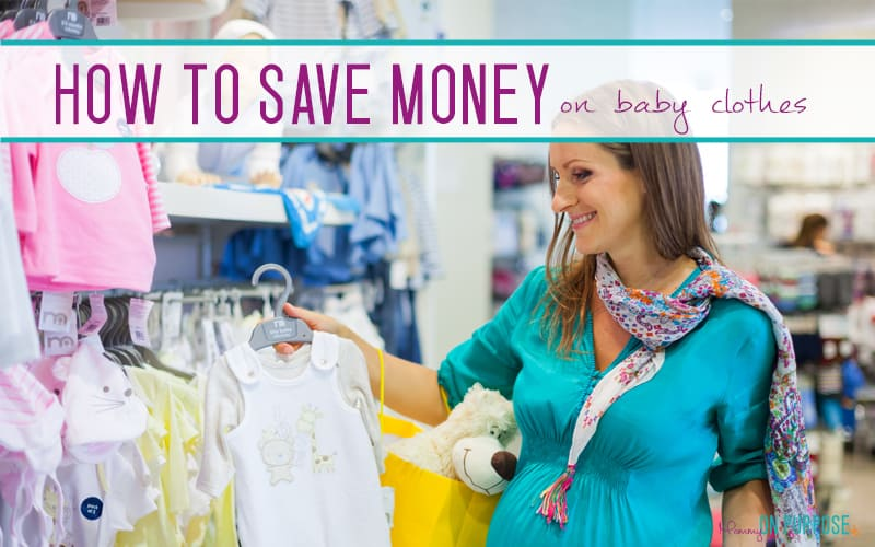 11 Ways to Save Money on Baby Clothes