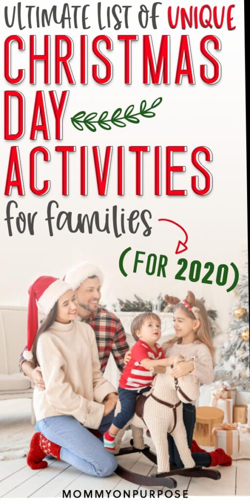 christmas day activities pinterest pin