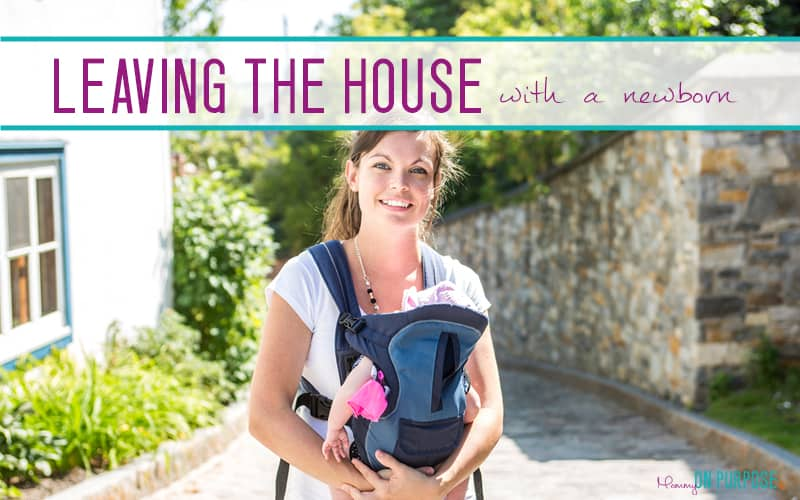 Leaving the House After Giving Birth: 7 Tips Every New Mom Should Know