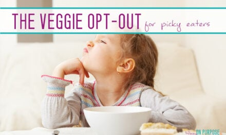 Toddler Won't Eat Dinner? (That's fine, try this!)