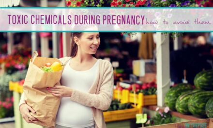 Household Chemicals to Avoid While Pregnant