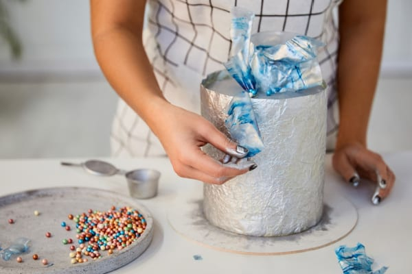 cake decorating as a hobby for stay at home moms