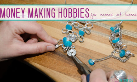 20 Fun Hobbies for Stay-at-Home Moms to Make Money