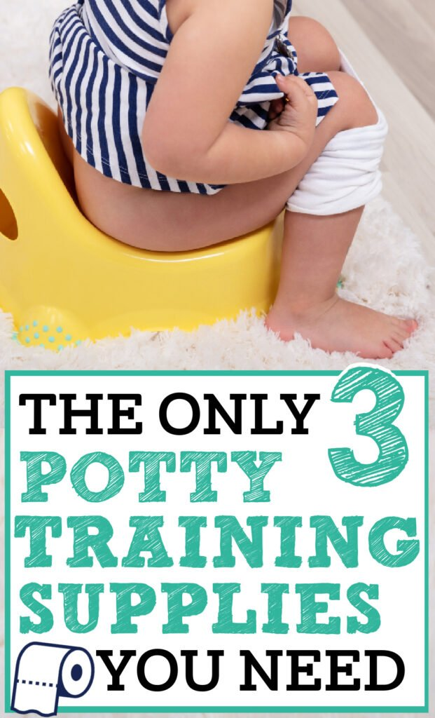 potty training supplies list