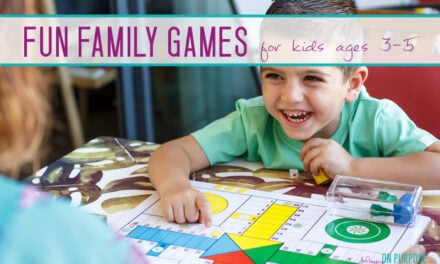 10 Fun Family Board Games (to Play WithLittle Kids Ages 3-5+)